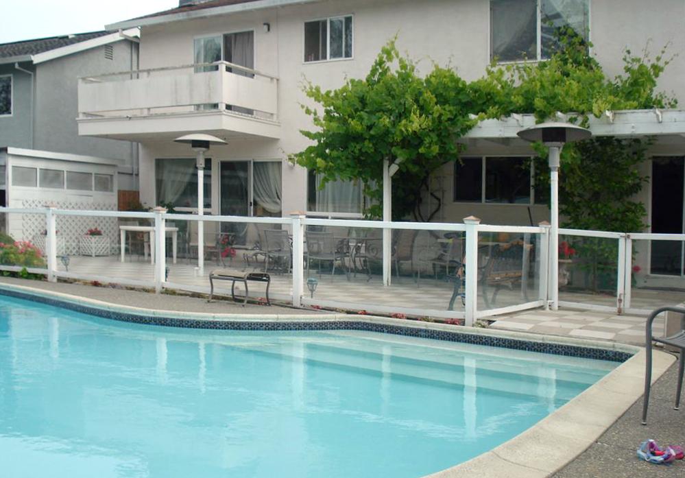 Pool Deck of 310 Marin Oaks Drive